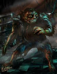 Monstrous Results! by Drawrick