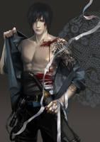 QiLing Zhang by feimo