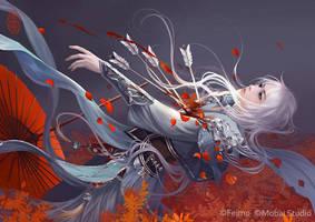 Sien nui yau wan 2(GAME) by feimo