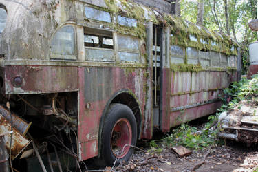 Deadhound bus by finhead4ever