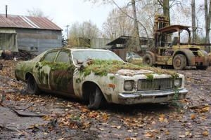 Dirty Harry's car by finhead4ever
