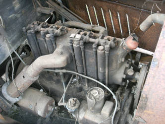 1921 Chevrolet engine by finhead4ever
