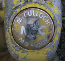 McCulloch Motors emblem by finhead4ever