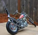 Easy Rider's chopper, rear by finhead4ever
