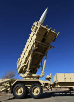 Patriot missile launcher by finhead4ever