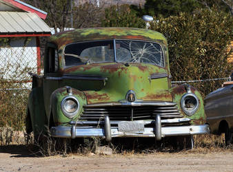 1946 Hudson pick-up by finhead4ever