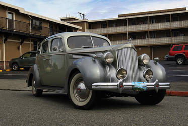 1934 Packard by finhead4ever