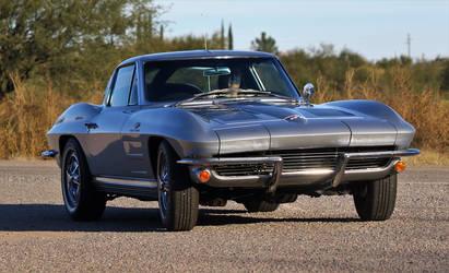 1963 Corvette Stingray by finhead4ever
