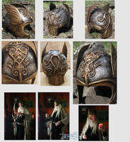 Odin helm 2 by InKibus