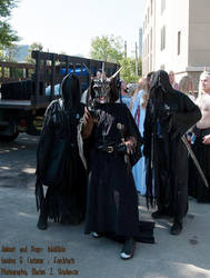 Mouth of Sauron DragonCon 2017 by InKibus