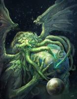 Cthulhu : Long Reach of Evil by ESharam