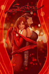 sunstone volume 5 cover by shiniez