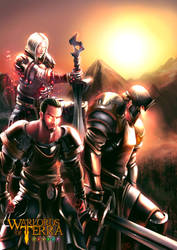 Nuevo Amanecer - Warlords of Terra by HARU10