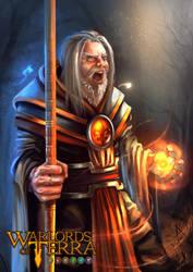 Vigorizar - Warlords of Terra by HARU10