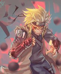 Naruto Fan art by HARU10