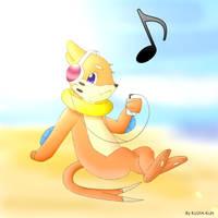 + Buizel's Music + by KoUta-KuN