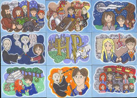 Daydreams of Harry Potter by CassieJ787