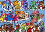 80s Cartoon Character Fun by CassieJ787