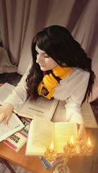 Hermione Granger by Alkimena