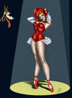 Red Hot Riding Hood by Fatboy73