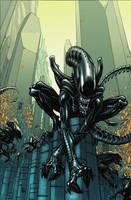 Aliens by Fatboy73