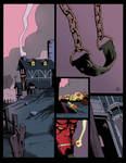 Hellboy Colors by Fatboy73