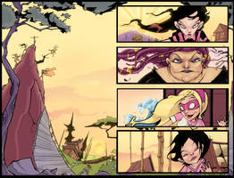 Pink Power2 Pages 18-19 by Fatboy73