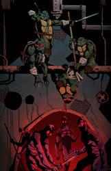Turtles,vanish... by Fatboy73