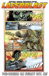 Laserblast interior sneakpeek by Fatboy73