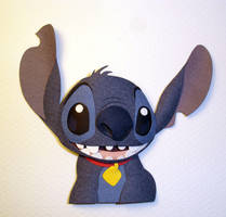 Stitch by paperfetish