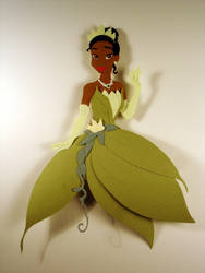 Tiana by paperfetish