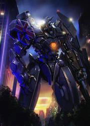 Behemoth by zippo514