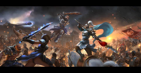 The Three Kingdoms 02 by zippo514