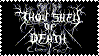 Thou Shell of Death Stamp by Raiden-Silverfox