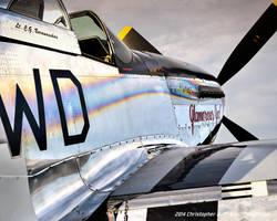 Glamorous Gal, Ready for flight by aviationbuff