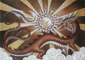 The Great Sunspirit by Saraais