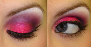 Valentine Eyes I by EleeceFace
