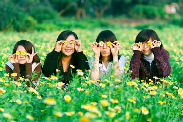 friends by xiaochi