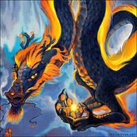 firemane by kattything