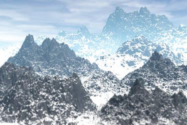 Peaks by chasef
