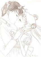 sailor magic Kiss by Aichin