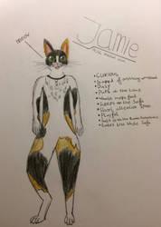 Jamie by Lynec