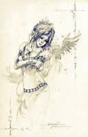 SC - Queen Lliane by Claparo-Sans
