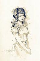 Madame Ulla by Claparo-Sans