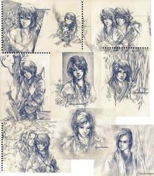 Sketchbook - 03 by Claparo-Sans