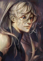 Ryu by Claparo-Sans