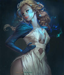 Elsa by Claparo-Sans