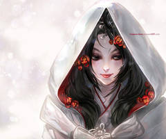 New Bride by Claparo-Sans