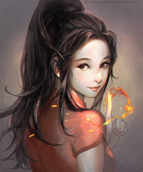 Iyasha by Claparo-Sans