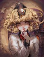 Loli Ruri by Claparo-Sans